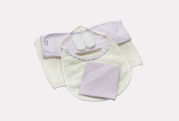 Bebek bakım seti aqua