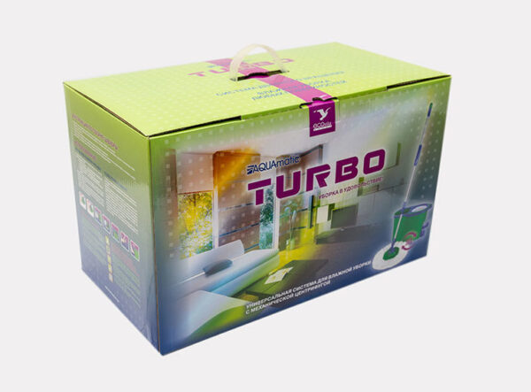 vileda turbo aqua