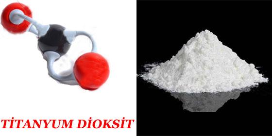 Titanyum Dioksit Nedir