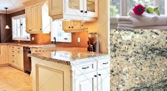 Granit mutfak tezgahı nasıl temizlenir
