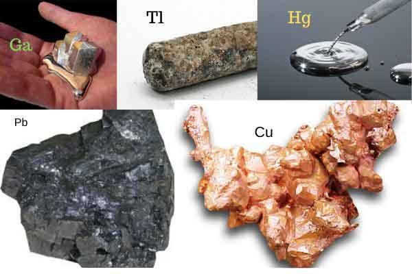 Ağır metaller nelerdir