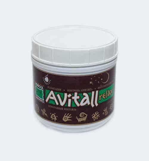 Avitall Relac Çikolata