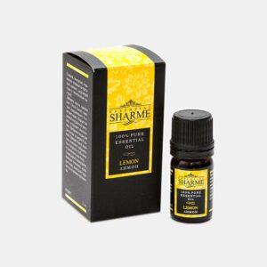 sharme limon yağı